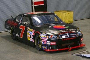 ROBBY GORDON'S NO. 7 DODGE