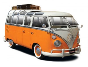 1962 Volkswagen 23 Window Custom Samba Bus