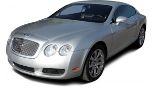 Lot: 705.4 - 2004 BENTLEY CONTINENTAL GT