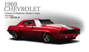 This significant vehicle currently resides in the Ron Pratte Collection.