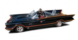 Pow! Bam! Zoom! The Original 1966 TV Batmobile Owned By George Barris To Cross Auction Block At Barrett-Jackson Scottsdale