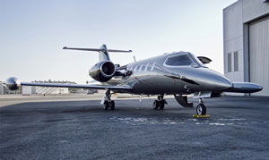1975 Learjet 35 Fixed-Winged Jet
