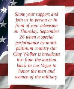 Clay Walker Call Out