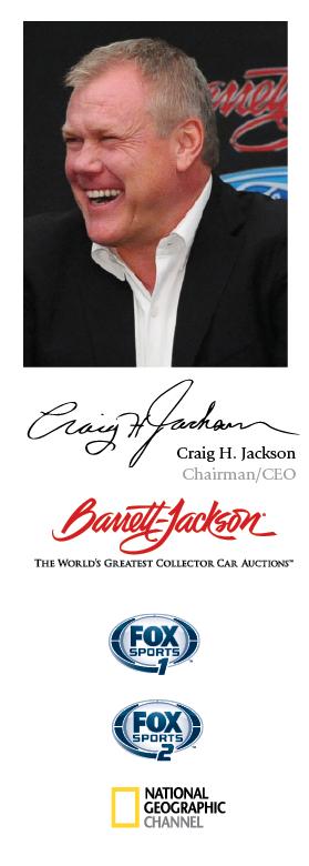 Craig Jackson Barrett-Jackson