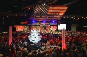 BARRETT-JACKSON GALA KICKS OFF LIFESTYLE EVENT IN DYNAMIC FASHION