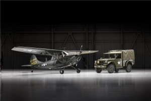 BARRETT-JACKSON PARTNERS WITH CESSNA, KANSAS AIRCRAFT AND OKOBOJI CLASSIC CARS