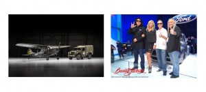 GENE SIMMONS, BILLY BALDWIN TEAM UP WITH CRAIG JACKSON'S BARRETT-JACKSON TO MAKE CHARITABLE AUCTION HISTORY
