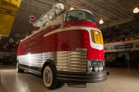 SALE OF RON PRATTE'S 1950 FUTURLINER AT 2015 BARRETT-JACKSON