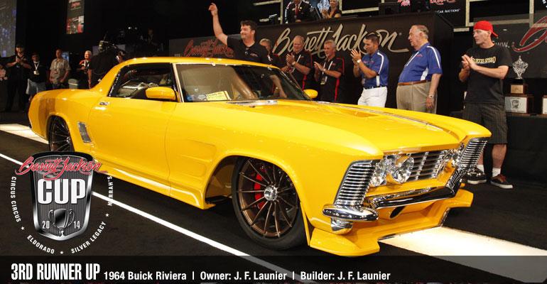2014 Barrett-Jackson Cup, 1964 Buick Riviera