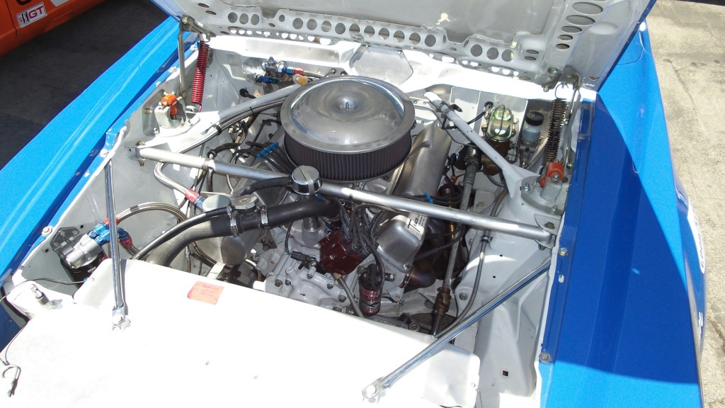 AMC-Javelin-Engine