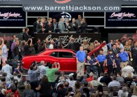 BARRETT-JACKSON BREAKS RECORDS FOR CARS AND CELEBRITIES WITH OVER $33.3M IN SALES AT ELECTRIC LAS VEGAS EVENT