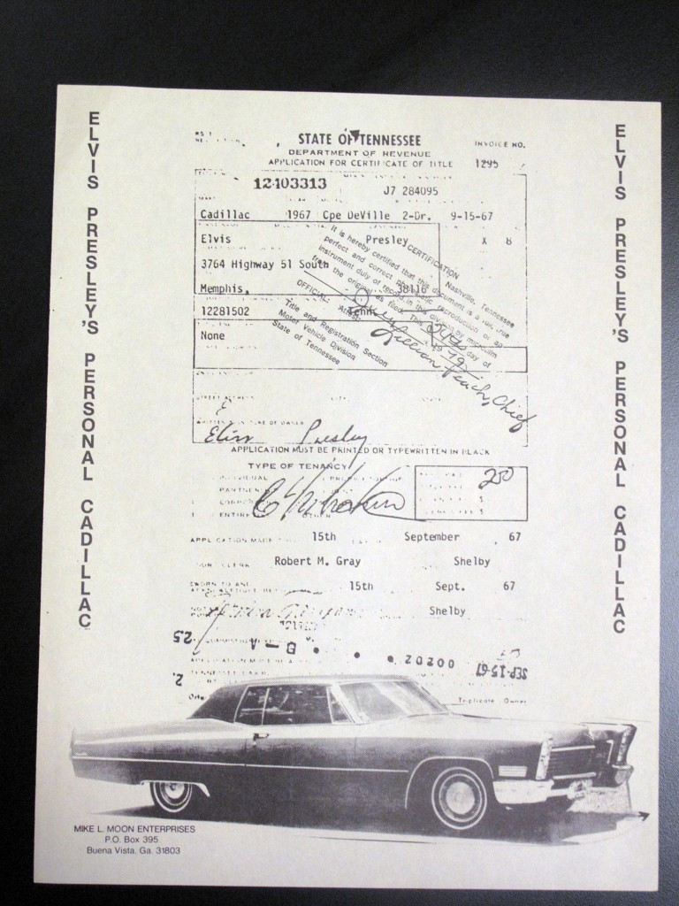 Elvis-1967-Cadillac-Sales-Doc