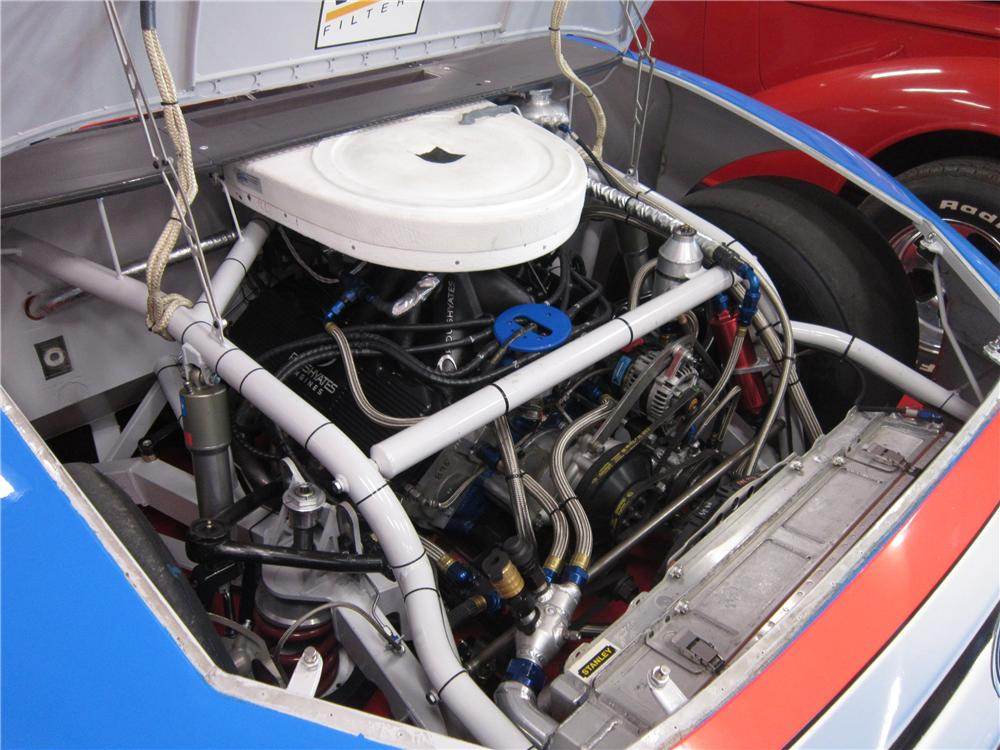 Richard-Petty-Race-Car-Engine