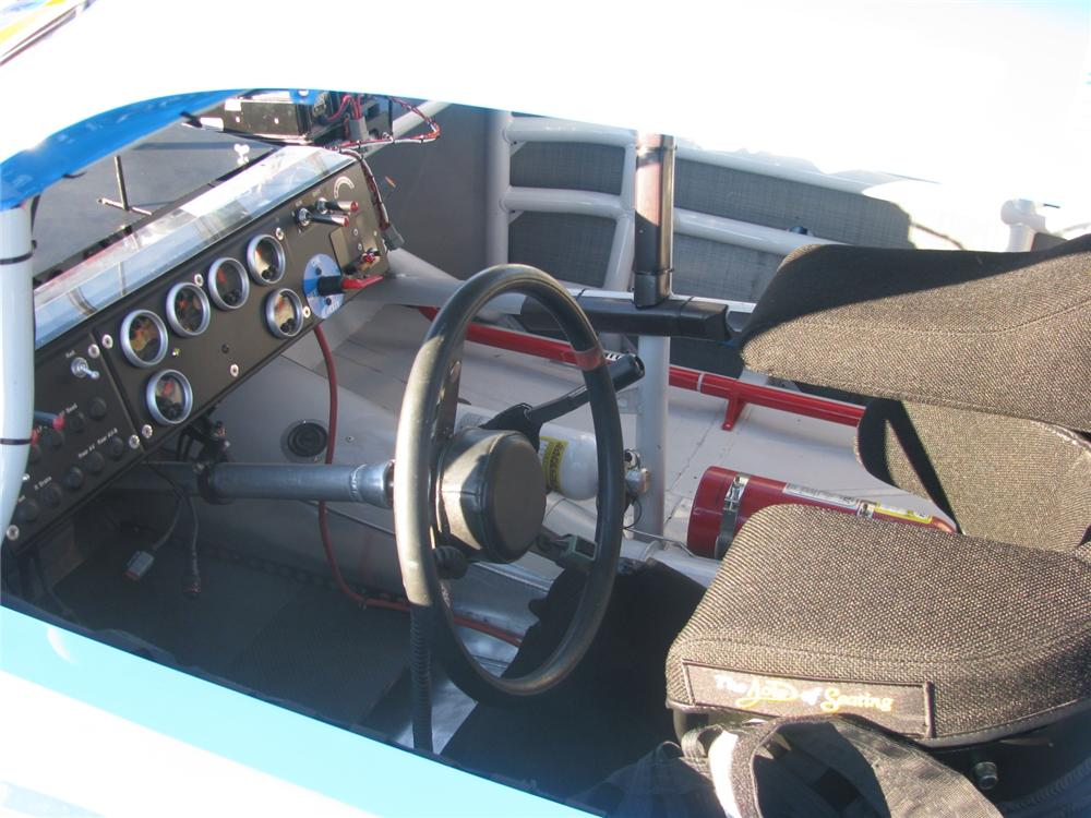 Richard-Petty-Race-Car-Interior