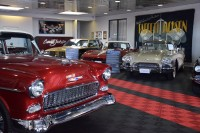 BARRETT-JACKSON AUCTION COMPANY, LLC, ANNOUNCES LAUNCH OF NEW COLLECTION SHOWROOM