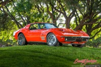 BARRETT-JACKSON 2015 SCOTTSDALE AUCTION TO FEATURE RARE DOCKET OF CHEVROLET CORVETTES