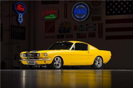 65 Ford Mustang Custom Fastback