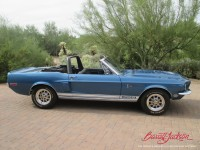 COLLECTIBLE SHELBY MUSTANGS SET TO CROSS THE BLOCK AT BARRETT-JACKSON SCOTTSDALE AUCTION