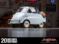 20 DAYS UNTIL SCOTTSDALE: BMW ISETTA & FIAT JOLLY