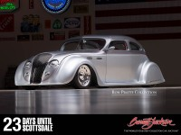23 DAYS UNTIL SCOTTSDALE: 1936 CHRYSLER AIRFLOW CUSTOM
