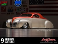 9 DAYS UNTIL SCOTTSDALE: AMERICA'S MOST BEAUTIFUL STREET-ROD