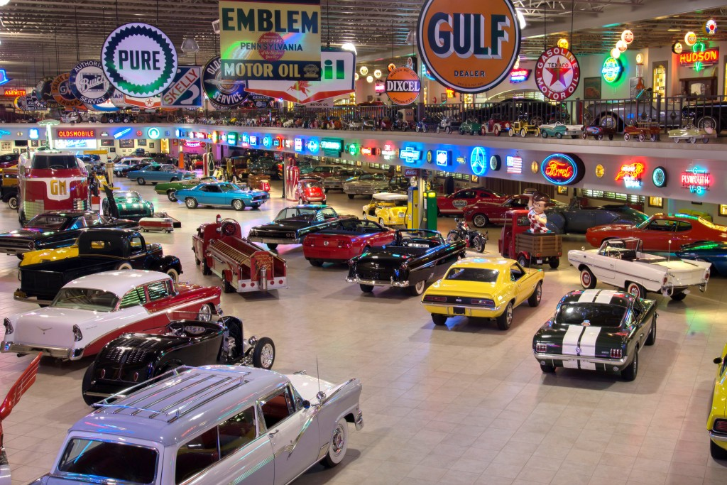 <em>The entire Ron Pratte Collection will be auctioned during the 44th Annual Barrett-Jackson Scottsdale Auction in January 2015.</em>