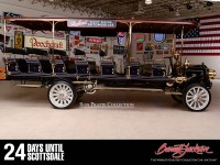 24 DAYS UNTIL SCOTTSDALE: 1912 PACKARD SIGHTSEEING BUS