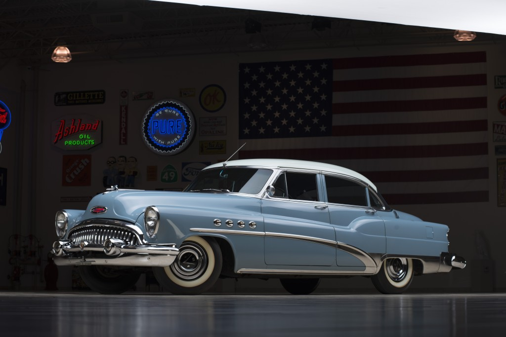Howard Hughes Buick Roadmaster