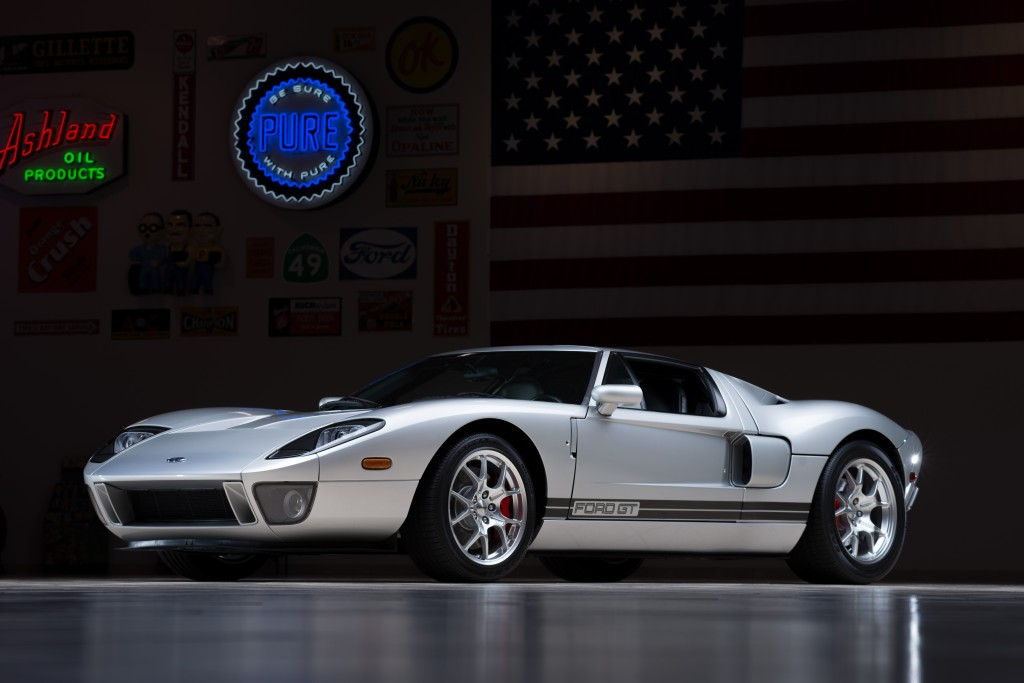 Ford GT Serial 003