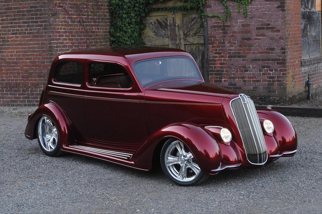 1936 Dodge Custom