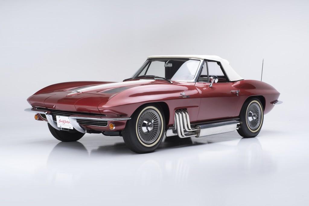 Bunkie Knudson Corvette