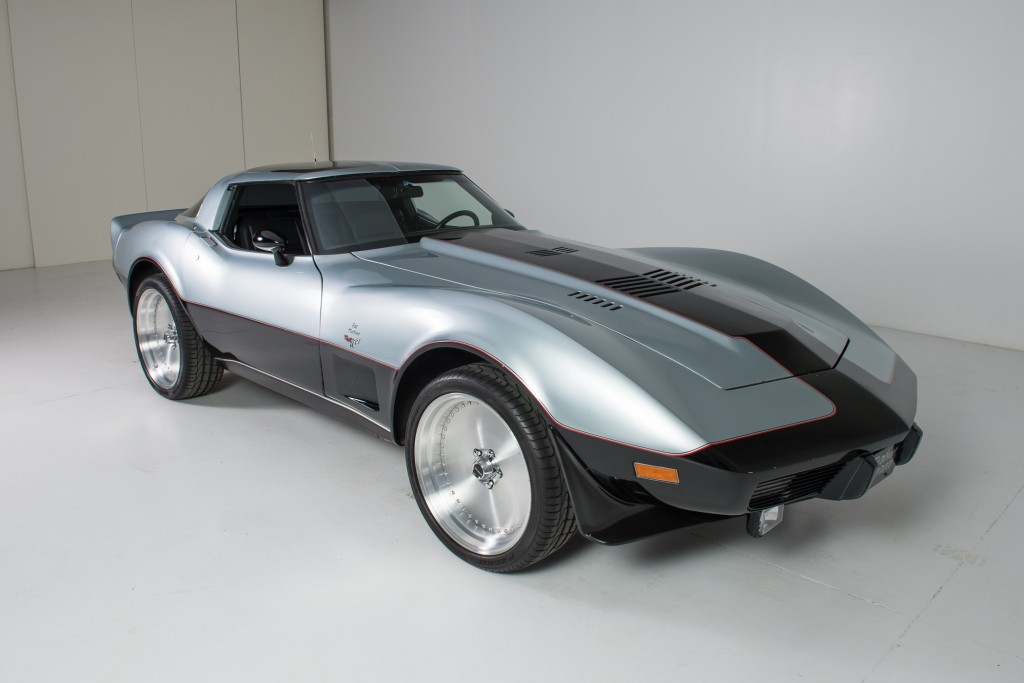 1978 Corvette Jet Turbine Car
