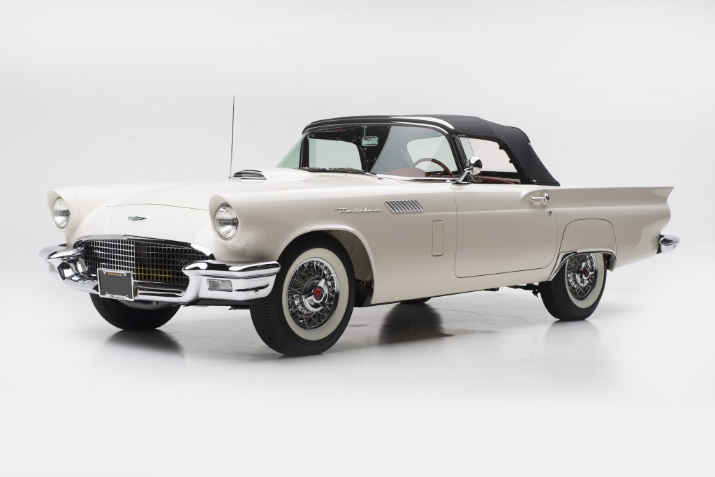 1957 Ford Thunderbird Phase One D/F Supercharged
