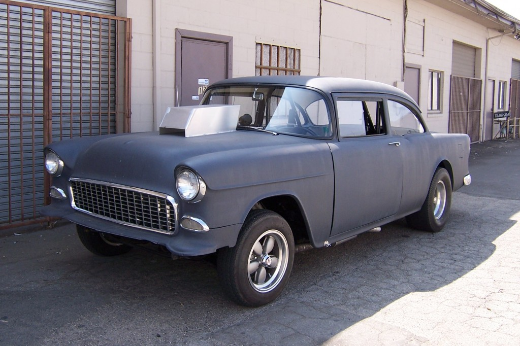 1955 Chevy Two Lane Blacktop