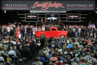 RON PRATTE COLLECTION SALES SOAR TUESDAY DURING BARRETT-JACKSON AUCTION