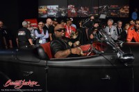 CELEBRITIES, INDUSTRY ICONS AND LUMINARIES GATHER AT BARRETT-JACKSON TO CELEBRATE THE AUTOMOTIVE LIFESTYLE AND RAISE MONEY FOR CHARITY