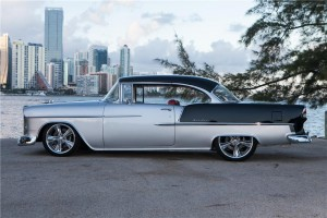 1955 Chevrolet Bel Air Custom (Lot #395)