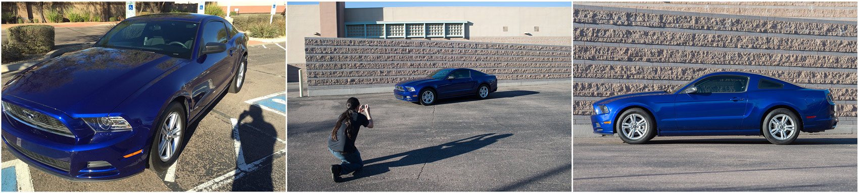 take better photos of your car